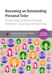 Book cover for Becoming and Outstanding Personal Tutor